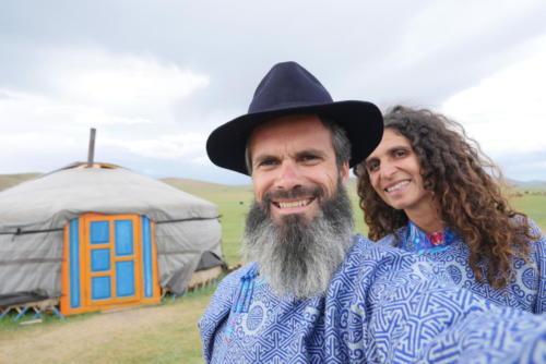 Stef & Alexa Mongolie (2)