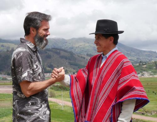 Stef et Manuel Président Coprobich