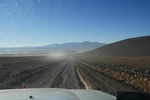 Sur la route (4)