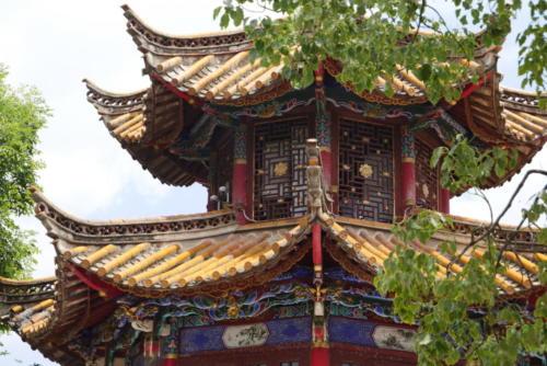 Temple Yuan Tong, Kunming (2)