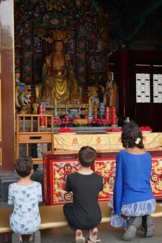Temple Yuan Tong, Kunming (4)