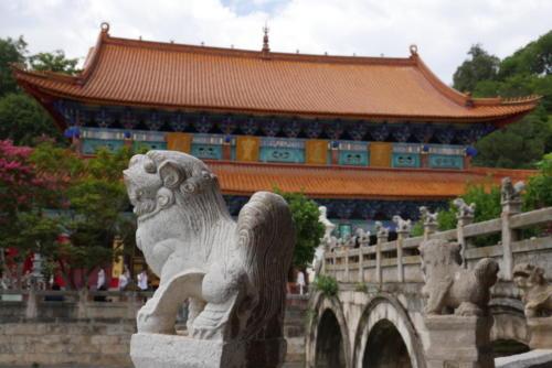 Temple Yuan Tong, Kunming (6)