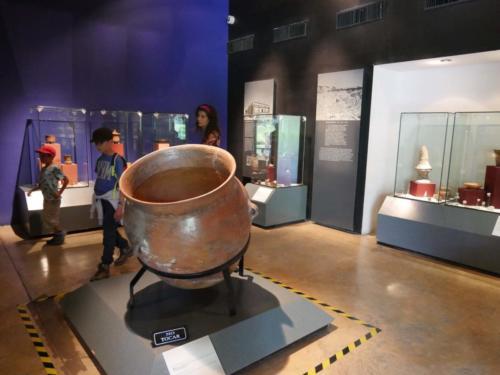 Teotihuacan musée1