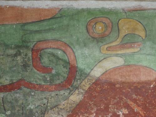 Teotihuacan peintures