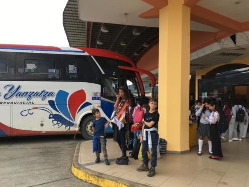 Terminal bus Yantzaza