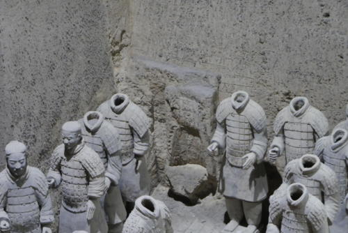 Terra cotta warriors (1)