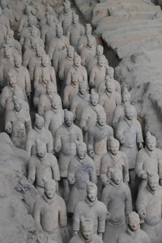 Terra cotta warriors (5)