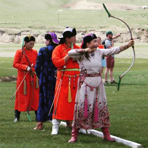 Tir à l'arc Femmes (2)