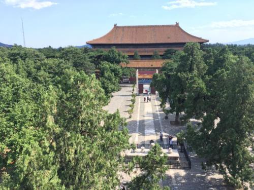 Tombeaux Dynastie Ming