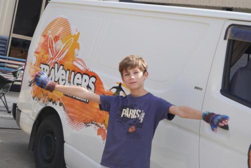 Travellers Autobarn Van (5)