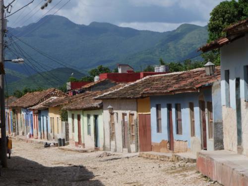 Notre rue à Trinidad