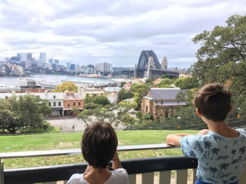 Vue point Sydney