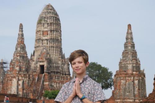 Wat Chaiwatthanaram, Ayutthaya (1)