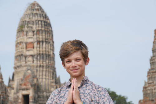 Wat Chaiwatthanaram, Ayutthaya (2)