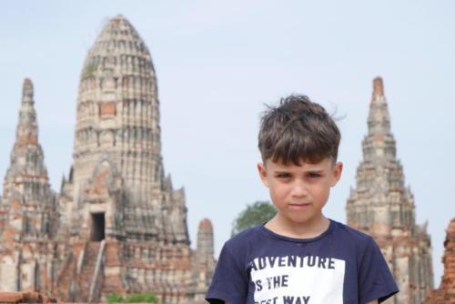 Wat Chaiwatthanaram, Ayutthaya (3)