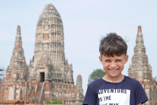Wat Chaiwatthanaram, Ayutthaya (4)