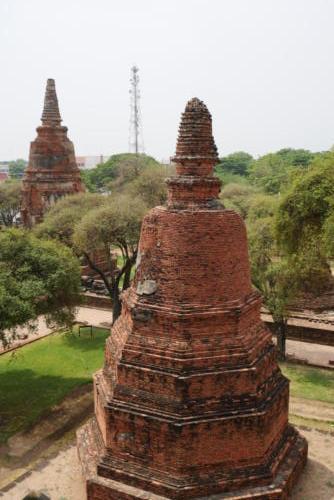 Wat Maha That, Ayutthaya (1)
