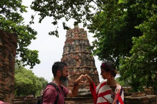 Wat Maha That, Ayutthaya (6)