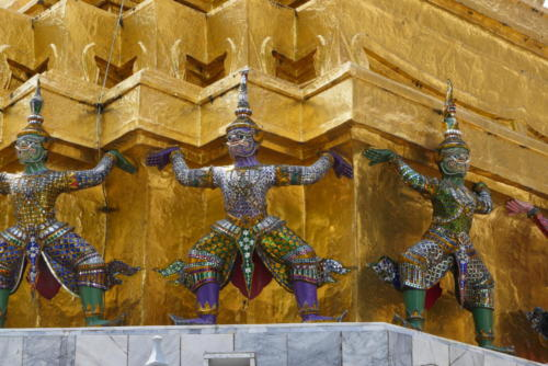 Wat Phra Keo Temple Bangkok (3)