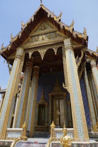 Wat Phra Keo Temple Bangkok (5)