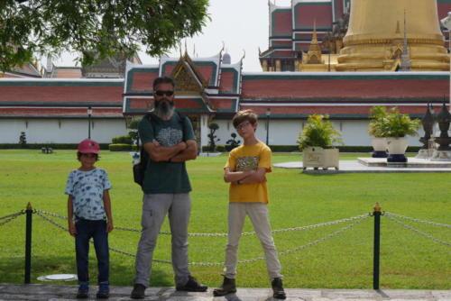 Wat Phra Keo Temple Bangkok (9)