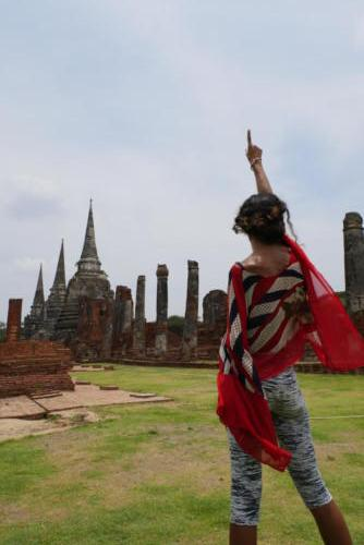 Wat Phra Si Sanphet, Ayutthaya (2)