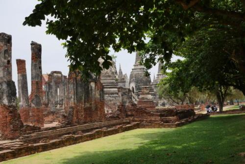 Wat Phra Si Sanphet, Ayutthaya (3)