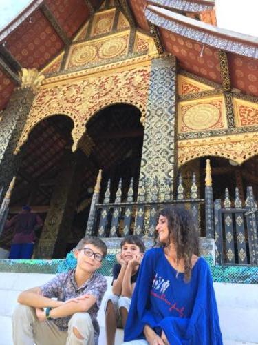 Wat Xieng Thong, Luang Prabang (2)