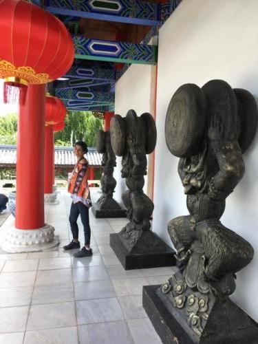 Yufeng Temple, Lijiang (1)
