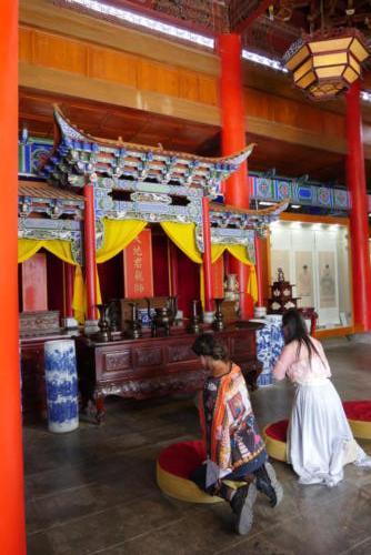 Yufeng Temple, Lijiang (3)