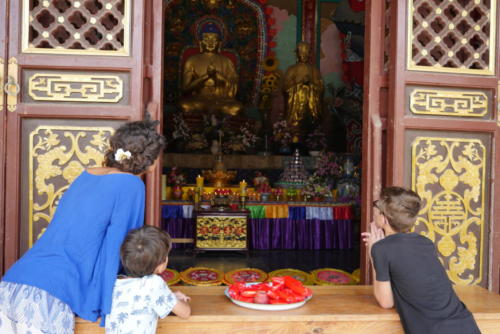 Yufeng Temple, Lijiang (4)