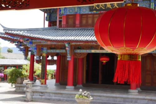 Yufeng Temple, Lijiang (5)