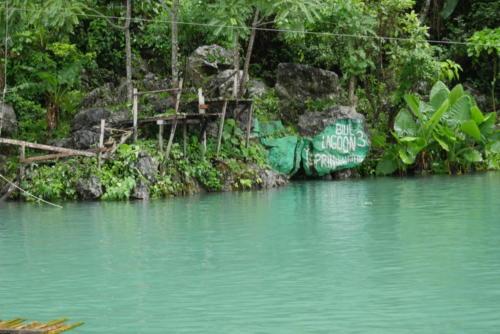 Zipline au blue lagoon