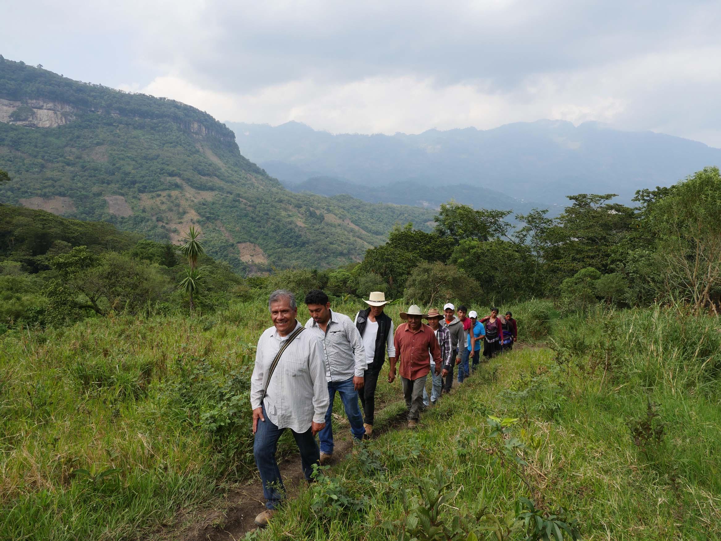 #5# MEXIQUE, le Chiapas, rencontre avec les producteurs de café