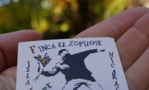 #11# NICARAGUA, permaculture versus guerre civile