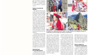 La Gazette Centre Morbihan : le rendez-vous mensuel des aventures de la Permaculture Family – le PEROU