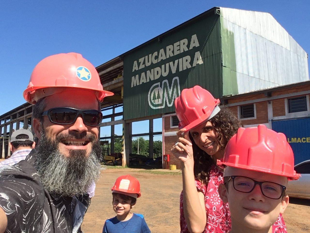 #20# PARAGUAY, au paradis du sucre bio et équitable !