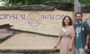 #24# AUSTRALIE, de l'Ecovillage Crystal Waters à la Grande Barrière de Corail depuis Cairns, fin du road trip