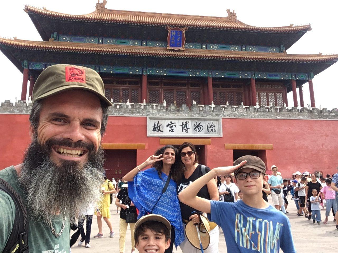 #30# CHINE, amazing Beijing et la grande muraille