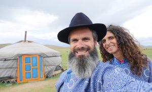 #32# MONGOLIE, vivre avec les éleveurs nomades